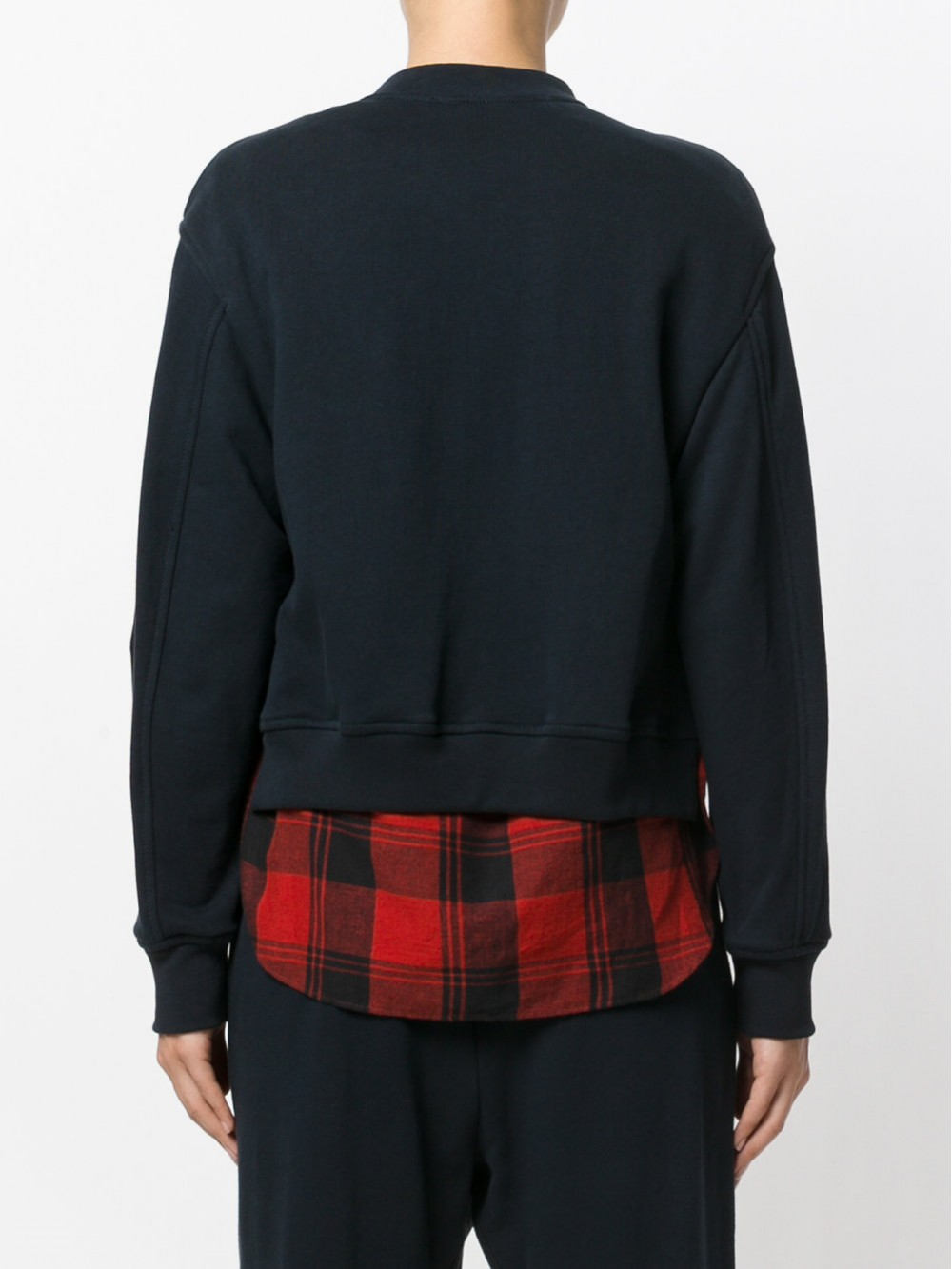 3.1 Phillip Lim Double Layer Bomber