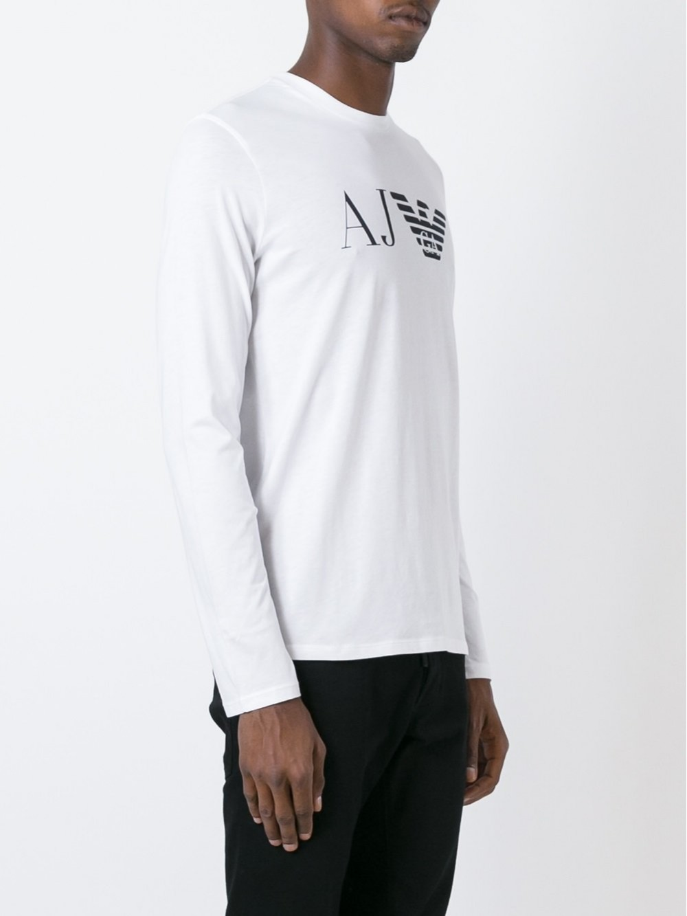 LS T-Shirt By Armani Jeans $60.512