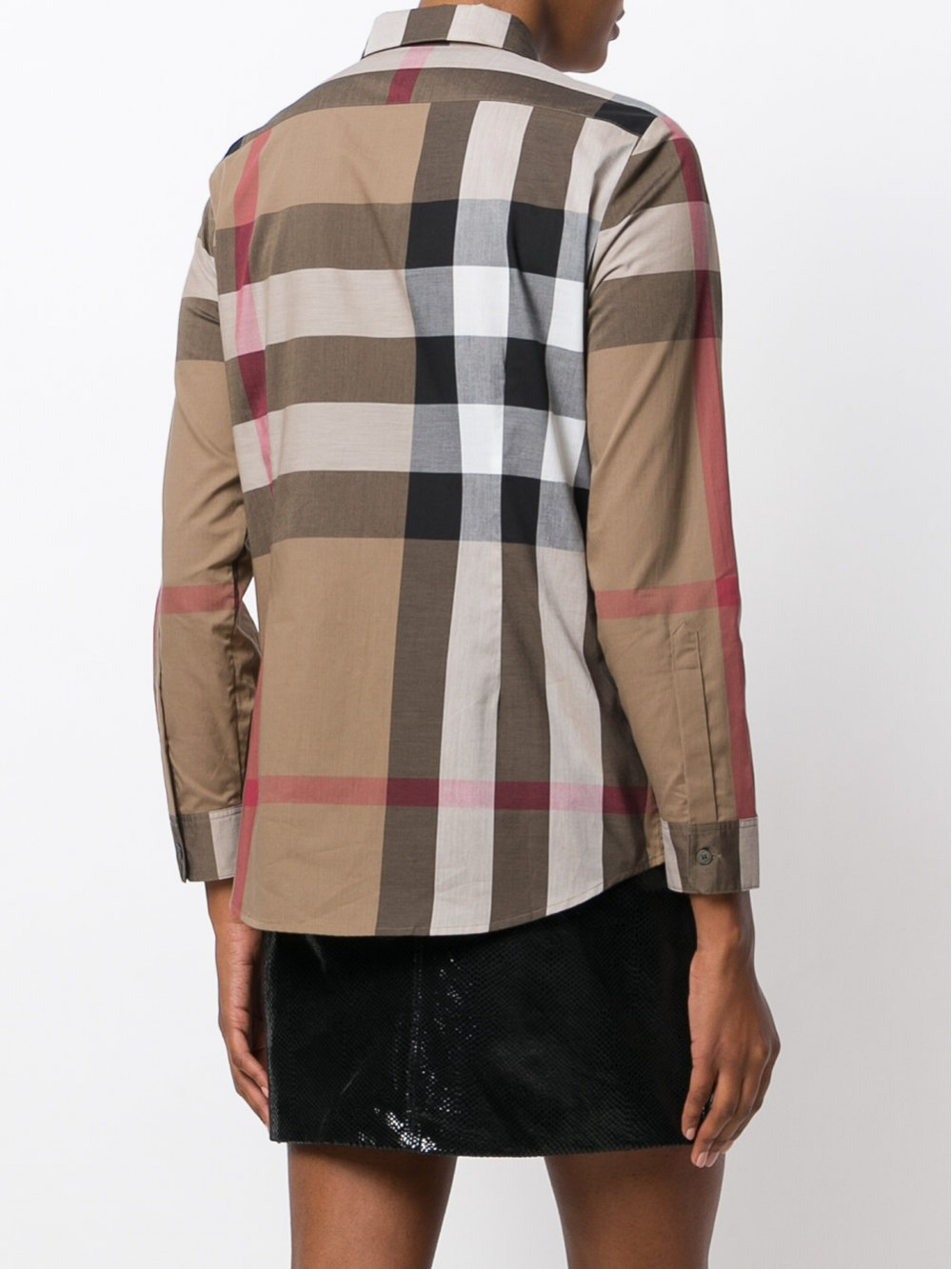 Burberry Check Shirt 3976504