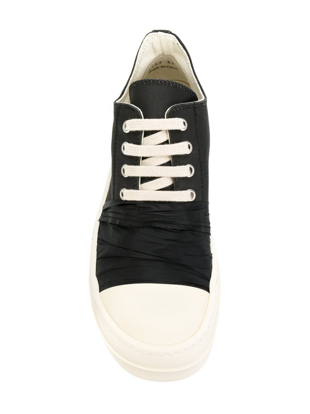 DRKSHDW Black High-top Sneakers | DS17F2802 RYEVP 991