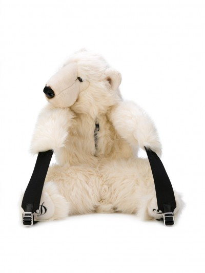 Dolce & Gabbana Polar Bear Backpack BM1480AM618 89697