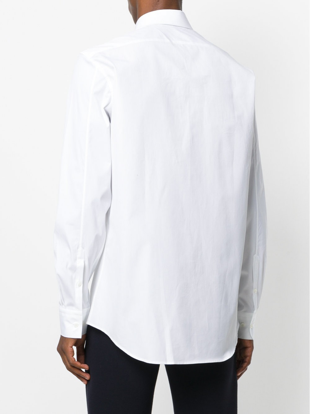 Neil Barrett Graphic Shirt | PBCM663SF030S 526