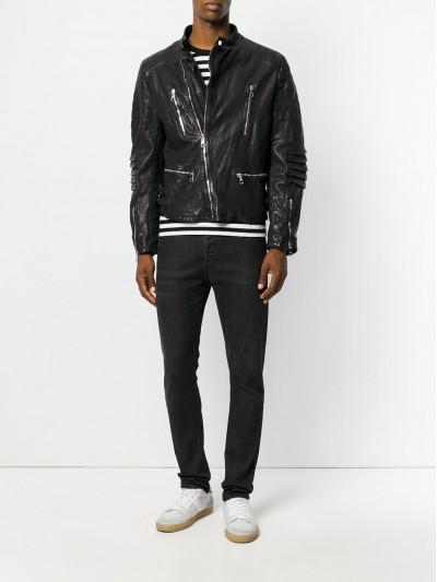 Neil Barrett Zipped Jacket | PBPE495 F701S 01