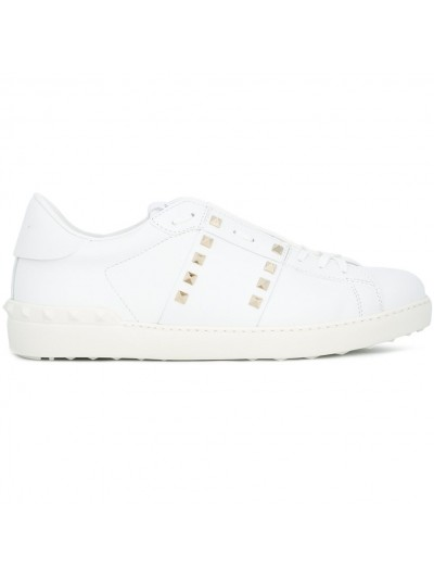 Valentino Rockstud Untitled Woman Sneakers NW2S0A01BHS 0B0