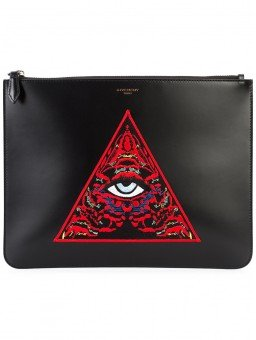 Givenchy Embroidered Clutch | BK06072500 960