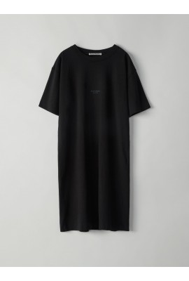 Acne Studios Joupa Dress 15B176 Black