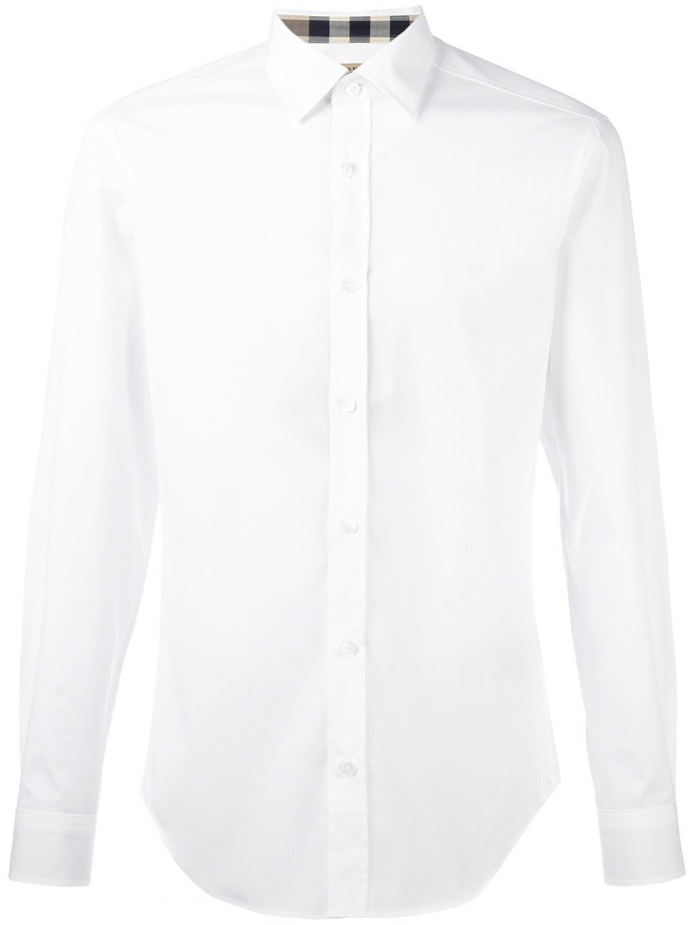 Burberry Embroidered Logo Shirt 3991159