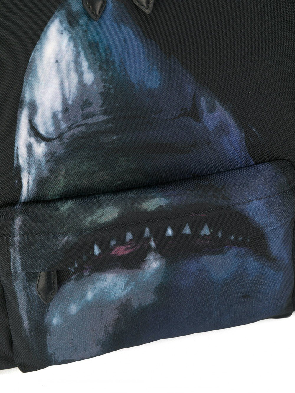 Givenchy Backpack w/ Shark