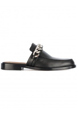 Givenchy Chain Leather Mules BE09111004 001