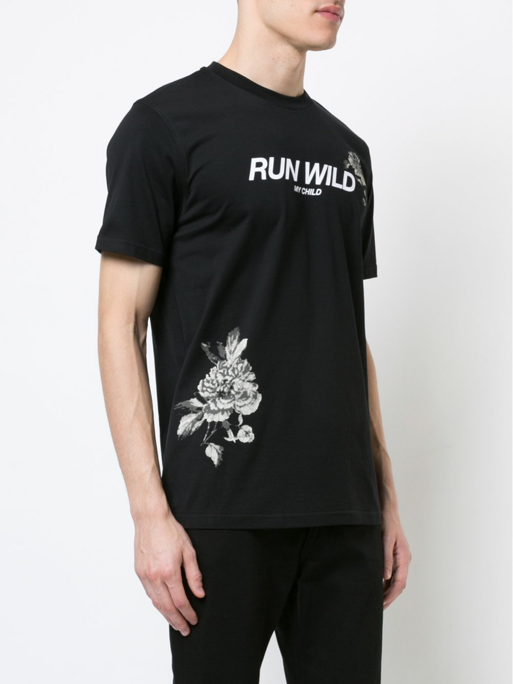 Givenchy Rose Run Wild T-shirt