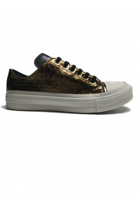 AlexanderMcQueen Lace-up Sneakers 505135WLD21 8470 #118