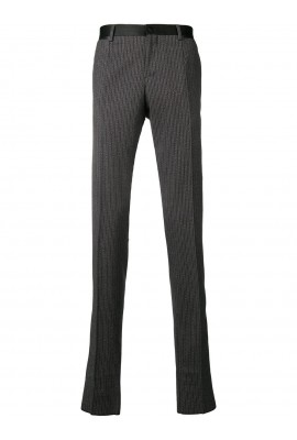 Dolce & Gabbana Gray Fitted Trousers GYA5MT FRCB0 S8054