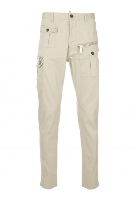 Dsquared2 Cargo Chino Trousers 74KB003739021 801 #128