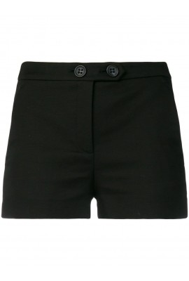 Red Valentino Black Shorts PR0RF1453M7 0NO #131