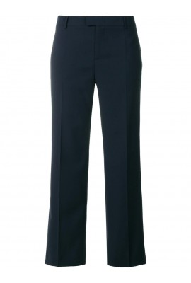 Red Valentino Wool Straight Leg Trousers PR3RB11815N 0NO #131