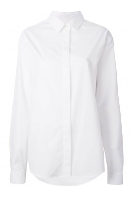 Saint Laurent Women Cotton Shirt 465896Y227W 900