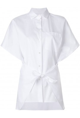 Valentino Women Cotton Shirt PB3AA01T1M1 0BO