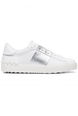 Valentino Leather Open Sneakers PW2S0781FLR 857
