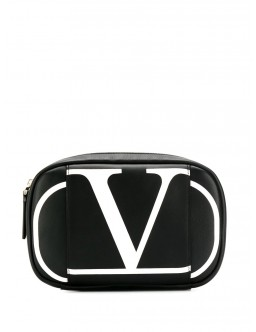 VALENTINO LEATHER CLUTCH SY2P0Q78PCR NER