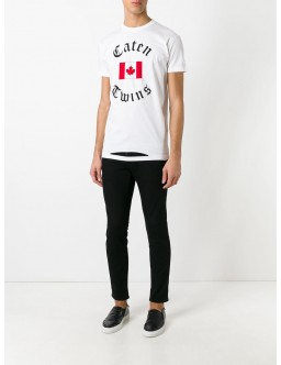 Dsquared2 Canada T-shirt 71GD047022427 100 #116