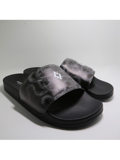MARCELO BURLON ESSIE POOL SLIDERS CMIA027S170340161099